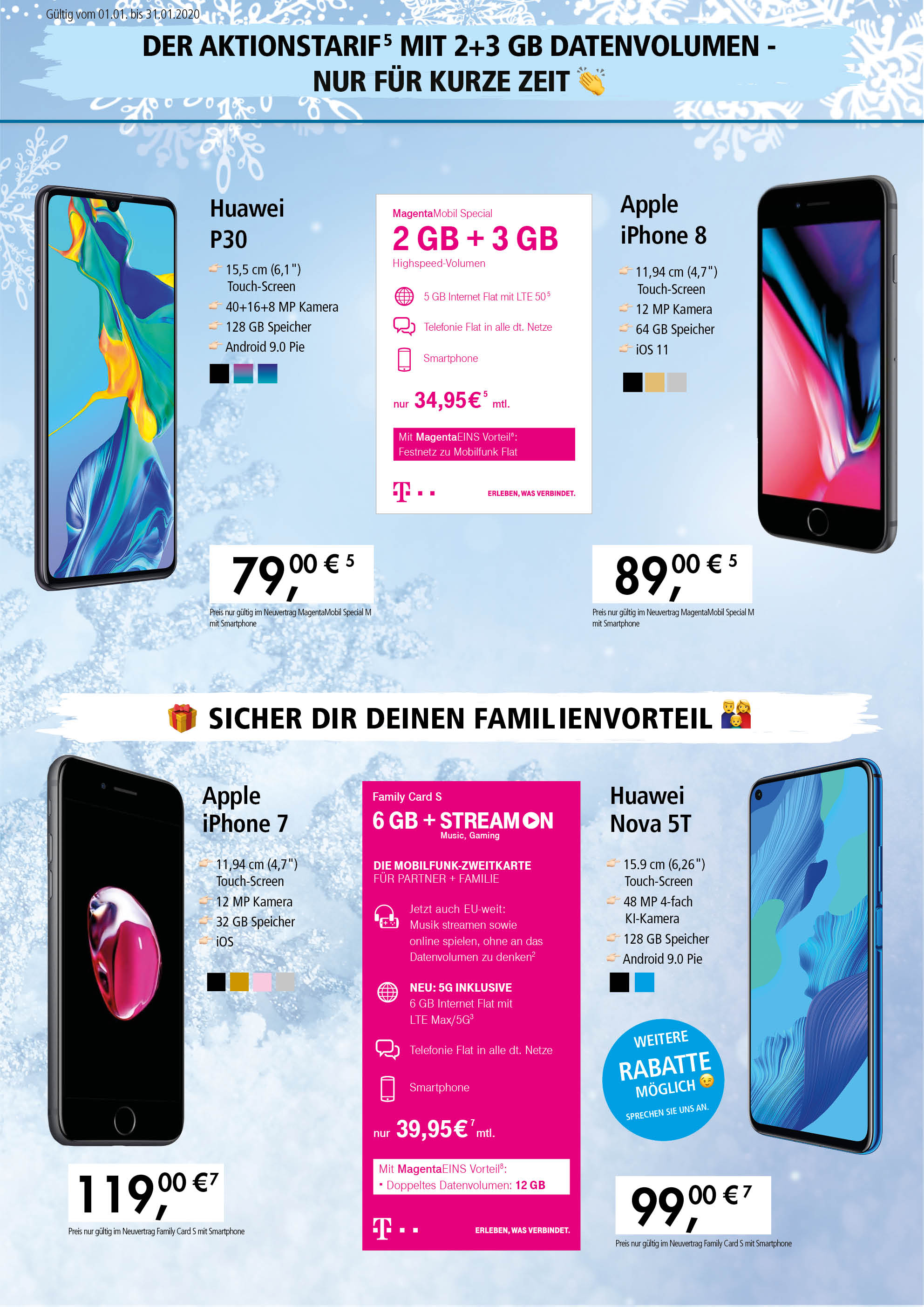 Special apple iphone8 huawei p30 nova 5t